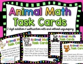 Problem Solving Task Cards (addition and subtraction)