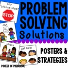 Problem Solving Techniques Posters and Strategies