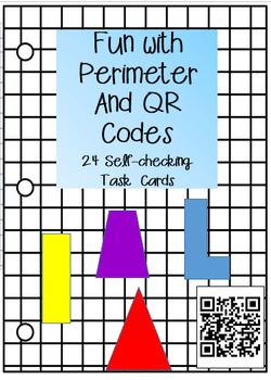 Problem Solving with Perimeter and QR Codes