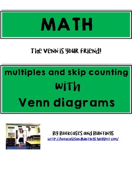 Problem Solving with Venn Diagrams | Multiples and Skip Couting
