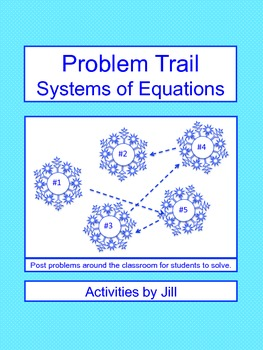 Problem Trail: Systems of Equations