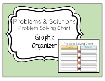 Graphic Organizer Problem and Solutions