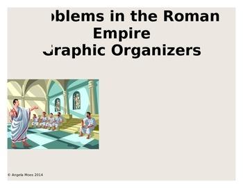 Problems in the Roman Republic and Julius Caesar Graphic O