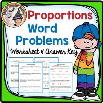 Problems of Proportions Word Problems over Proportion Work