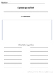 Spanish Procedural Writing Activity Pack for Grades 2-3