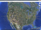 Process Geomorphology Placemarks for Google Earth