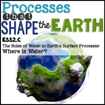 Processes that Shape the Earth {Earth's Systems} 2.C: Wher