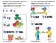 """Produce Consonant Blends """"Fl"""" and """"Fr"""": Lesson 9, Book 1 ("""