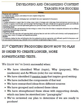 Producer's Workshop Writing Pathway #2