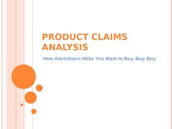 Product Claims Analysis