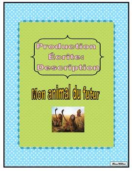 Production Écrite (Animal du futur)