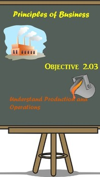 Production and Operations