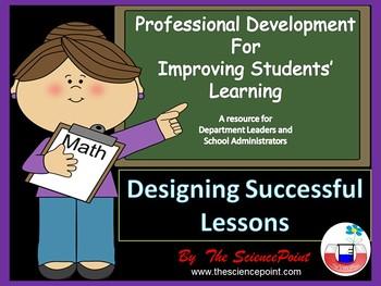 Professional Development Workshop for Teachers: Designing