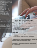 Professional Proofing for Practically Perfect Products