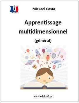 Programme d'apprentissage multidimensionnel (général)