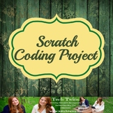 Programming Made Easy- Scratch Project (YouTube Tutorial I