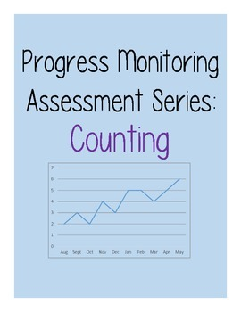 Progress Monitoring Assessment (RTI Probe) for Counting -