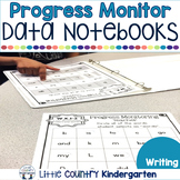 Progress Monitoring: Kindergarten Writing Data Notebook W.