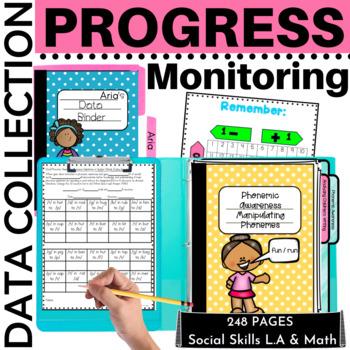 Data Collection Progress Monitoring Made Easy Ready To Pri