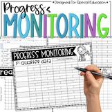#indianaB2S Progress Monitoring Tracking Sheets