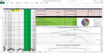 Progressive Criteria Based Spreadsheet with Comments and S