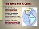 Progressivism - The Panama Canal Construction