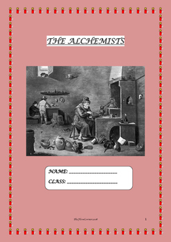 The Alchemists and the Philosoper stone (science project)