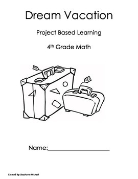 Project Based Learning: Dream Vacation