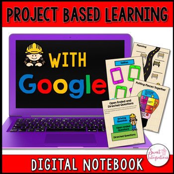 PROJECT BASED LEARNING: Google Digital Interactive Notebook
