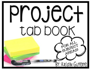 Project Tab Book