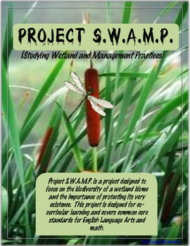 Project S.W.A.M.P. (Studying Wetland and Management Practices)