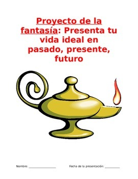 Project Sp3, Sp4, Sp5 - My Fantasy Persona: Past, Present,