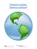 Project Sp5 - Destinos autenticos: Future and Conditional
