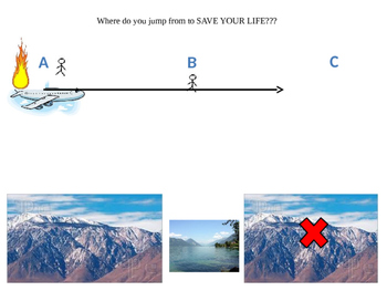 Projectile Motion Airplane jump