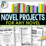 Novel Projects for ANY Novel