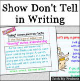 Show Don't Tell in Writing for Promethean Board