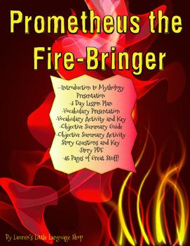 Prometheus the Fire Bringer