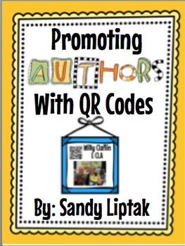 Promoting Authors with QR Codes