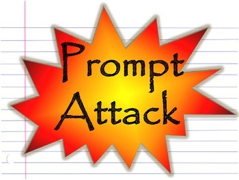 Prompt Writing (Prompt Attack Planning)