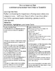 Pronoun & Antecedent Activity with Lesson Plan Help and Worksheet