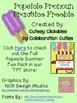 Pronoun Popsicle Freebie