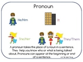 Pronoun Power!