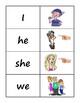 Pronoun Practice Pack
