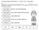 Pronoun Practice Pages
