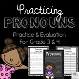 Practicing Pronouns