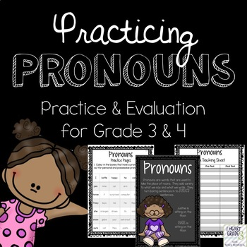 Pronouns - Canadian and American Spellings Included
