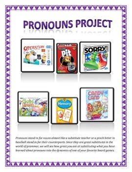 Pronoun Project