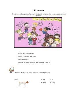 Pronound workbook for 2nd grade
