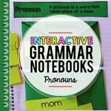 Pronouns Interactive Notebook
