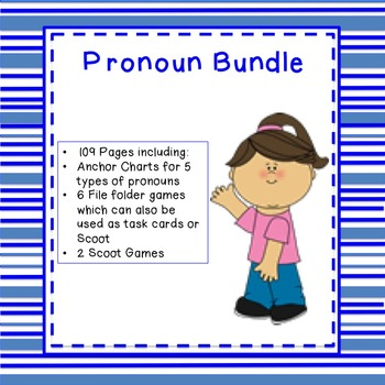 Pronouns Bundle